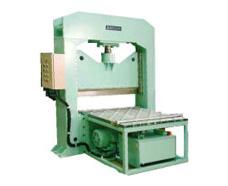 原料ゴム切断機の画像